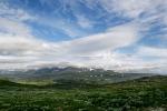 Foto van de Hardangervidda, Noorwegen