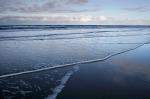 Foto van het Noordzeestrand, Terschelling