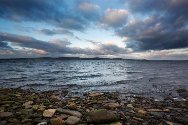 Foto van Hoy Sound, Orkney
