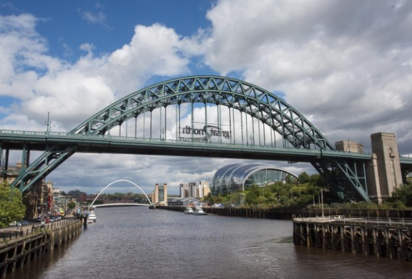 Photo of Tyne Bridge, Newcastle upon Tyne, United Kingdom