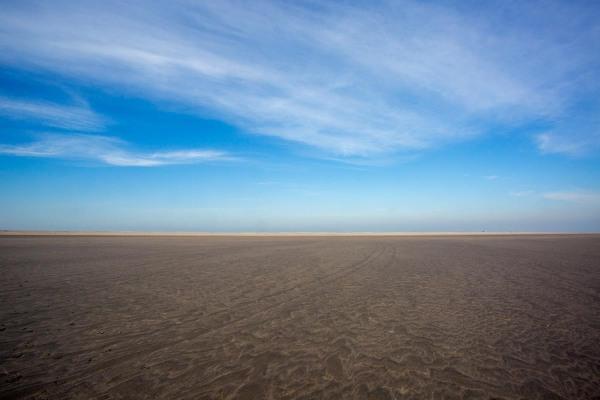 Foto van de Zandmotor, Ter Heijde, Nederland